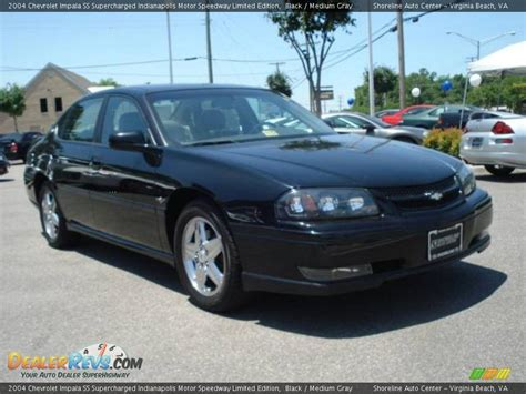 2004 Chevrolet Impala Ss Supercharged 2004 chevrolet impala ss supercharged indianapolis motor