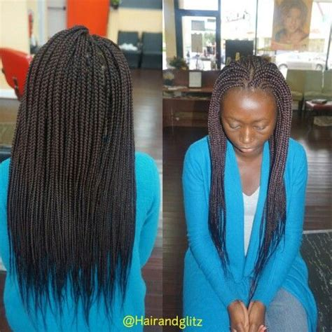 individual braids   expression hair  color