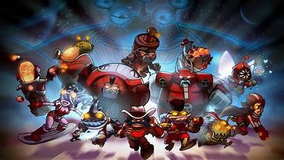 Games Awesomenauts Wallpapers Desktop Backgrounds Mobile