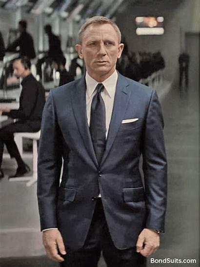 Daniel Suit Spectre Craig Bond Suits James