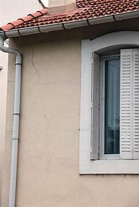 Reboucher Grosse Fissure Mur Exterieur : reboucher fissure facade reboucher une fissure de maison charmant repeindre une facade en ~ Louise-bijoux.com Idées de Décoration