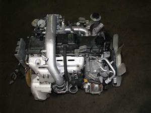 Jdm Toyota 1kz Engine Turbo Diesel 1kz