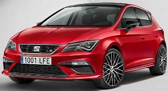 seat fr leasing seat fr car leasing deals personal lease uk