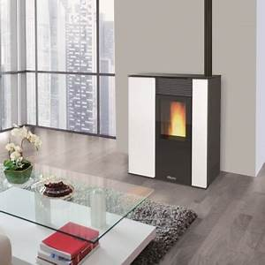 Poele A Granules Design Contemporain : linea ~ Premium-room.com Idées de Décoration