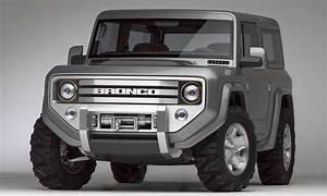 Ford Bronco: Then and Now - » AutoNXT