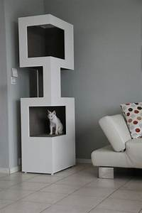 Best 25 Modern Cat Furniture Ideas On Pinterest ...