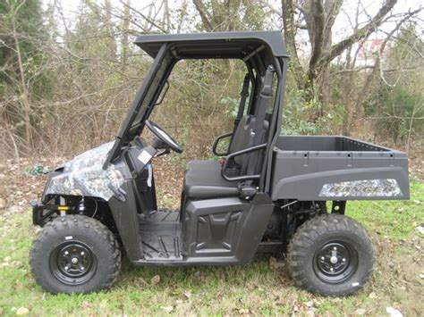 metal tops for use on polaris ranger 400 and ev fortress utv atv accessories