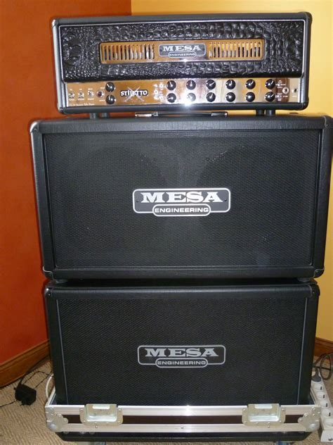 Mesa Boogie Cabinet 2x12 by Mesa Boogie Rectifier 2x12 Horizontal Image 492879