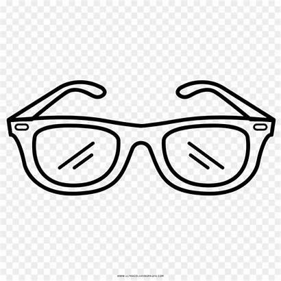 Sunglasses Drawing Coloring Goggles Glasses Kisspng