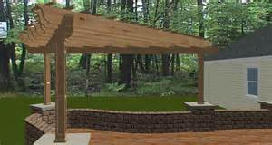 The Deck Fort Wayne by A Bell Shaped Pergola In Southwest Fort Wayne The Icing