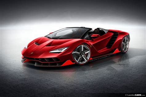 lamborghini centenario this is what the lamborghini centenario roadster could