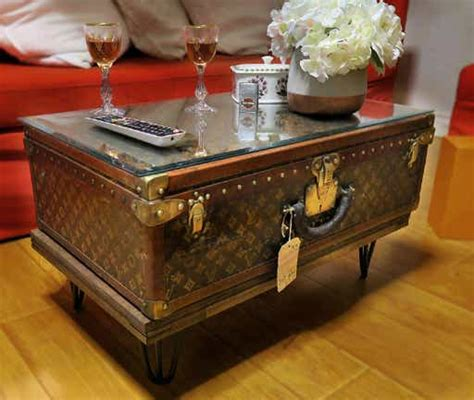 Louis vuitton coffee table books. Louis Vuitton Trunk Coffee Table