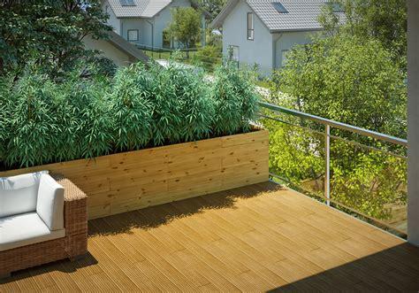 Sichtschutz Fuer Die Terrasse Aus Bambus Oder Aus Kunststoff by Sichtschutz Ideen F 252 R Die Terrasse Inspiration Obi