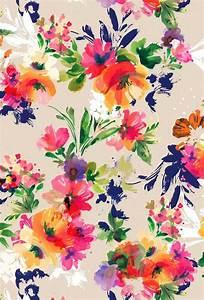 Floral iPhone Wallpaper   BACKGROUNDS   Pinterest   Floral ...