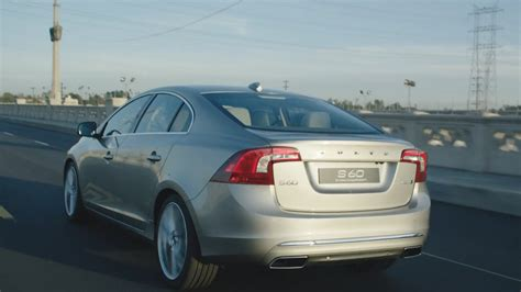 volvo group global volvo s60 inscription driving footage volvo car group