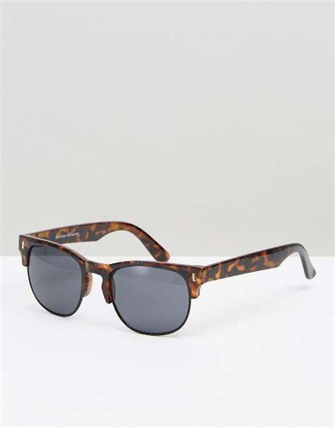bershka si鑒e social i prezzi sono scesi uomo bershka occhiali da sole rétro tartarugati brown