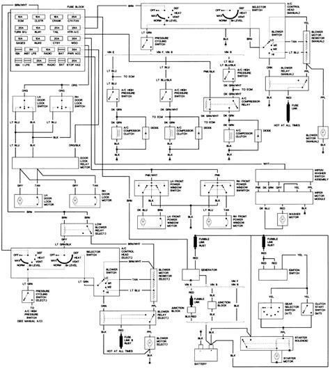 firebird fuse diagram  generation  body message boards