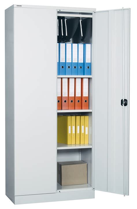 GO Metal Stationery Cabinet Full Size   Office Furniture