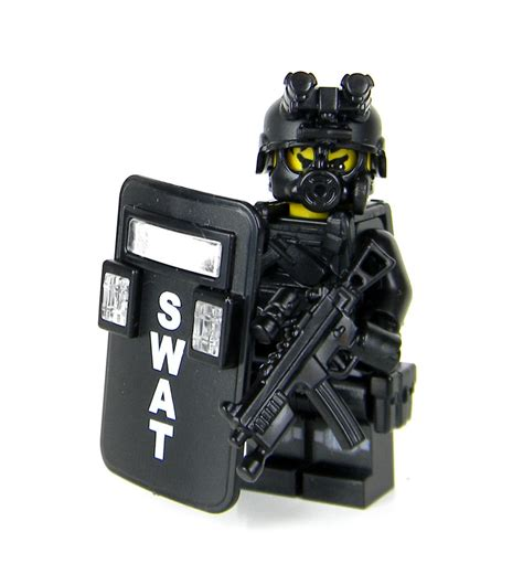 Custom Fbi Swat Police Officer Knee Pads Pointman Made