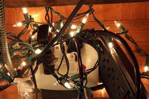 what lights are a safety hazard on the christmas tree light up your holidays without the hazards the standard org