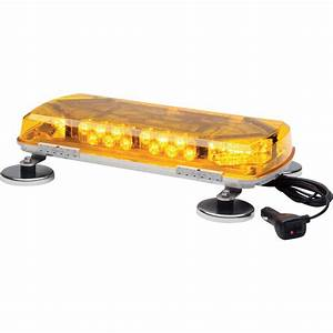 Whelen Century 16in  Mini Led Light Bar With Aluminum Base