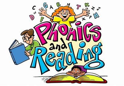 Phonics Reading Clipart Grade Kindergarten Spelling Grammar