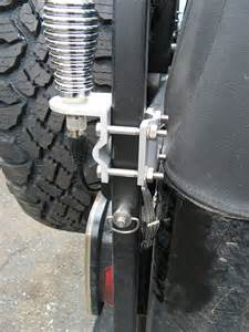 Jeep CB Radio Antenna Mounts