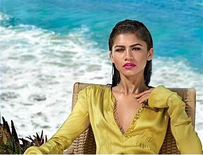Zendaya Photoshoot Allure Wallpapers Celebrities Backgrounds 4k