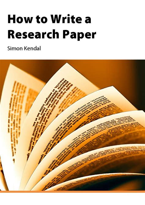 Each research paper example or essay has a title and a list of references. How to Write a Research Paper by Simon kendal PDF Free ...