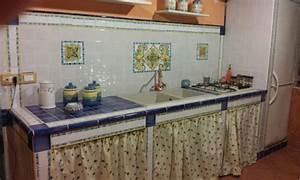 Gallery Of Best Piastrelle Decorate Per Cucina In Muratura Photos ...