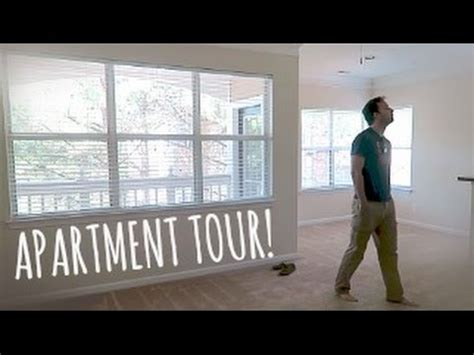 New Apartment Tour  Before!  Youtube
