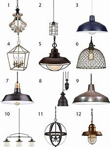 Make a Bold Statement With Farmhouse Lighting Bald