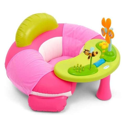 siege gonflable bébé smoby smoby cotoons cosy seat achat vente table