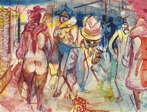 George Grosz (1883-1959) , Tauwetter | Christie's