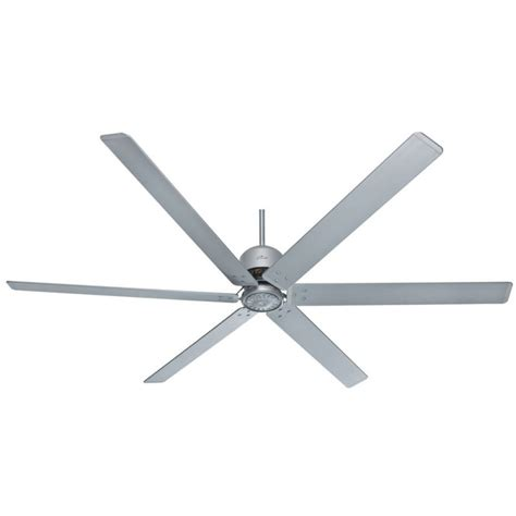 outdoor metal ceiling fans hunter 59133 satin metal 96 quot indoor outdoor ceiling fan