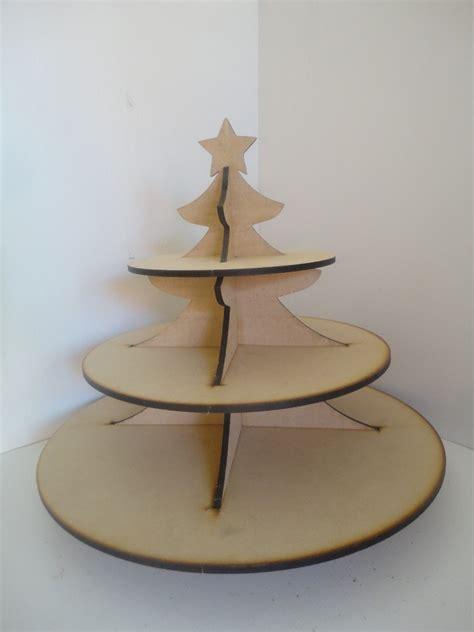 base cupcakes pino de navidad muffins centro de mesa mdf