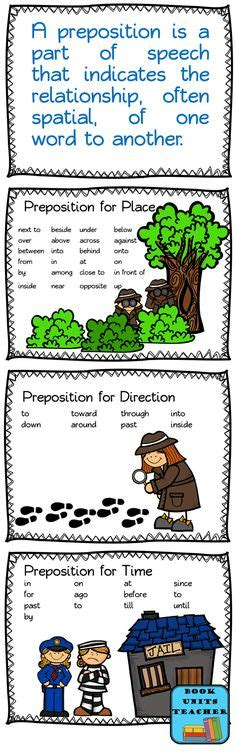 preposition activities images preposition