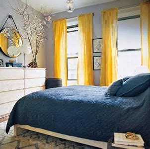 yellow curtains for bedroom light gray walls robin s egg blue bedding bright yellow 17901