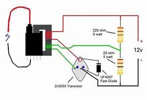 2n3055 Flyback Transformer Driver For Beginners