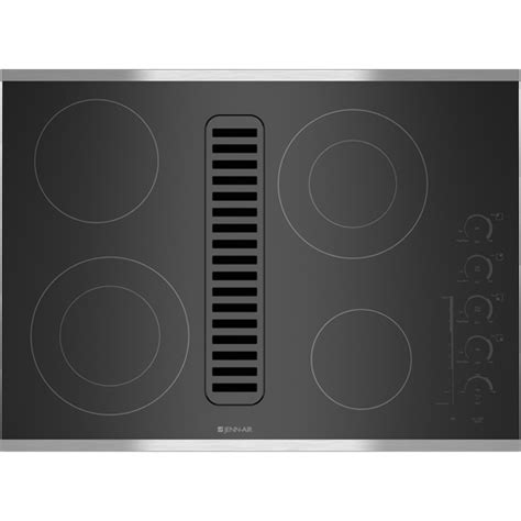 downdraft exhaust fan for cooktop electric radiant downdraft cooktop with electronic touch