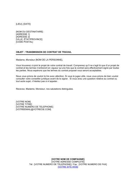 modèle lettre renouvellement période d essai salarié sle cover letter exemple de lettre de non