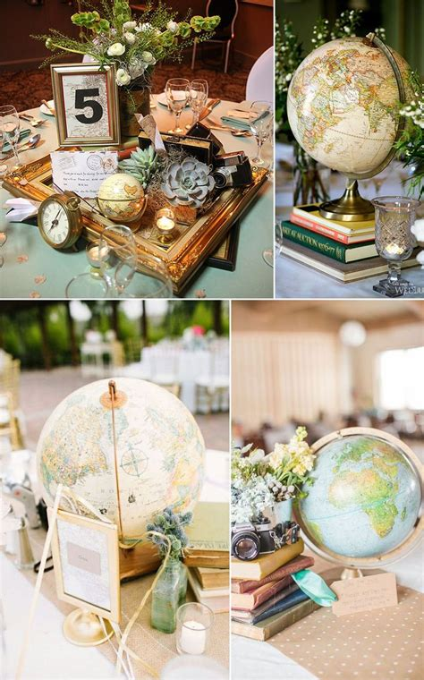 75 creative travel themed wedding ideas that inspire