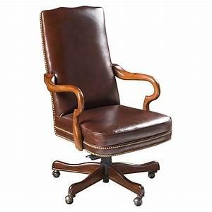 Vintage Leather Office Chair - Decor IdeasDecor Ideas
