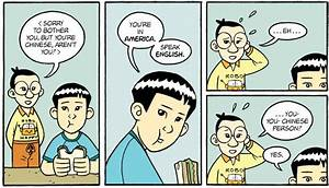 This Chinese-American cartoonist forces us to face racist ...