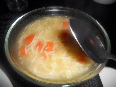 recette poulet au pot recette de soupe aux vermicelles poulet au pot
