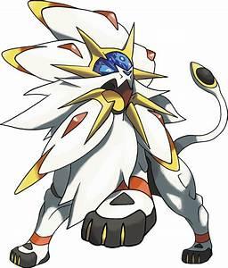 Solgaleo Pokemon Sun Legendary