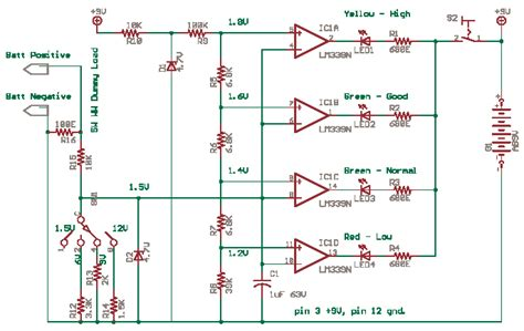 36v Battery Indicator Wiring Diagram by Circuits Faq Electronic Product Design Notes Battery