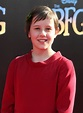 Ruby Barnhill Picture 1 - Premiere of Disney's The BFG