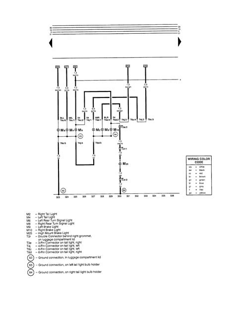 99 Jettum Headlight Wiring Diagram by Repair Guides Wiring Diagram Equivalent To