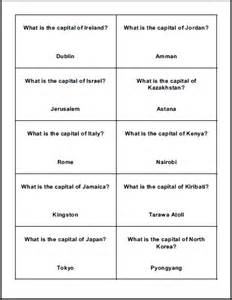 free printable questions for study prep board